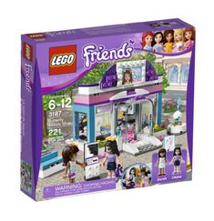Black Friday 2014 LEGO Friends Butterfly Beauty Shop 3187 from LEGO Cyber Monday. Black Friday specials on the season most-wanted Christmas gifts.