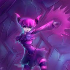 Teen Titans: Jinx by kankitsuru on deviantART