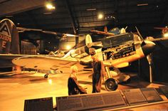 From B-52s to B-2s to the B-29 that dropped the atomic bomb that ended World War II, the National Museum of the U.S. Air Force has it all. CNET's Daniel Terdiman visited as part of Road Trip 2013.