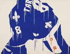 Le no. St Laurent, Sports Art, Sculpture, Hockey, Flag, Country, Live, Canadian Artists, Prints