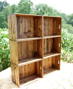 Hey, I found this really awesome Etsy listing at https://www.etsy.com/listing/200911006/wooden-crate-wall-unit-bookcase-storage