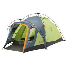 The Coleman Drake 2 - a 2 person tent with the innovative Coleman #Fastpitch HUb - pitches in minutes Special Introductory Prices