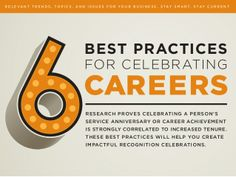 6 Best Practices for Celebrating Careers by O.C. Tanner via slideshare