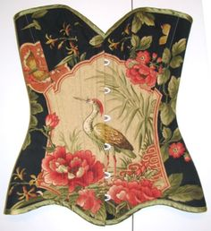 """Electra Designs; """"Foundations Revealed gives you the resources to make better corsets - not just how to make a corset, but how to make an excellent corset."""""""