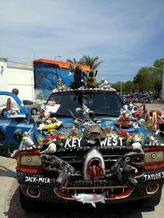 The Conch Republic Key West, FL.