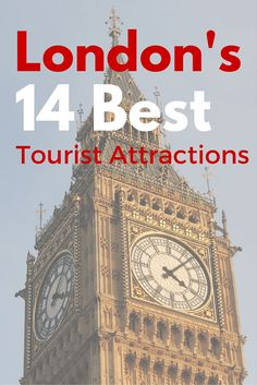 London makes traveling so much worth it when you do these 14 amazing things! Click here to check them out!