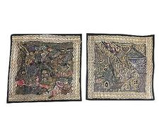 Vintage-2-Pillow-Sham-Zari-Embroidery-Patchwork-Handmade-Beaded-Cushion-Covers      http://stores.ebay.com/mogulgallery/DECORATIVE-CUSHION-COVERS-/_i.html?_fsub=353416719&_sid=3781319&_trksid=p4634.c0.m322