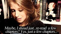 polandbananasBOOKS. Favorite booktuber because she understands the after effects of a great book!