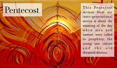 Pentecost Sunday 2013. Sermon: https://www.youtube.com/watch?v=OUrkA78lxBU Featured Artist: Unknown