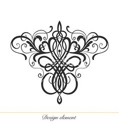 Design element for decorations Motif Vector, Vector Design, Stencil Art, Stencil Designs, Dots Design, Line Design, Arabesque, Korean Painting, Wood Burning Crafts