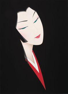 版画 200,000円以上 | 鶴田一郎 | オフィス&ストア -- Reference for Jorougumo.