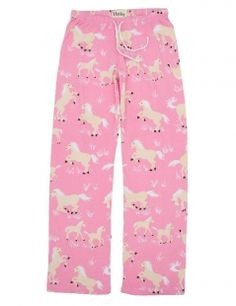 Funky HATLEY Horse Play  Pasture Bedtime  Pyjama Bottoms Play S 42d461f03