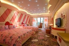 Asian Bedroom Kids Rooms Design, Pictures, Remodel, Decor and Ideas