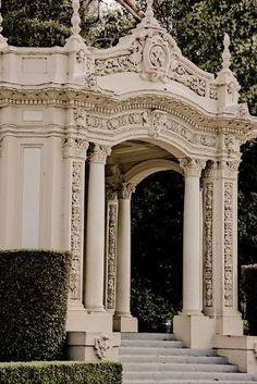 Organ Pavillion, Balboa Park, San Diego, CA by zori'