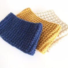 Knitting pattern headband by Knitting Inna