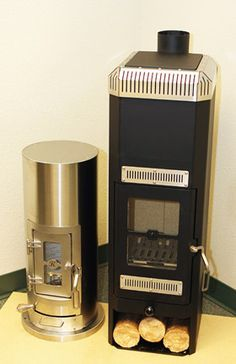 Katydid Wood Stove & The Kimberly Wood Stove: more than just a top of the line wood stove gasifier. Best Heater for your RV, Tiny House, Cabin, or Boat. A Leader in Mini Wood Stoves Little Houses, Tiny Houses, Stoves For Sale, Tiny House Appliances, Small Stove, Tiny House Living, Yurt Living, Tiny Spaces, Tiny House Plans