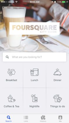 Foursquare Home