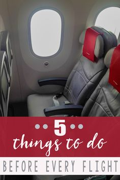 We all know that flights are not the highlight of any trip. Whether a short commute or a long-haul flight around the globe, there are preparations you can take to ensure a smoother, and more comfortable journey. Here are my top things to do before a flight!