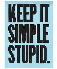 My favorite saying :)