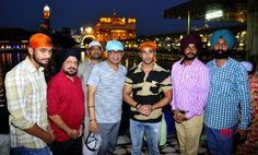 Amritsar: Pulkit Samrat at Golden Temple - Social News XYZ