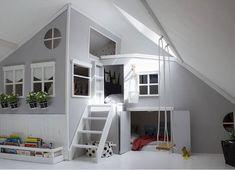Super Home Decored Bedroom Kids Playroom Ideas Ideas Cool Kids Bedrooms, Cute Bedroom Ideas, Girl Bedroom Designs, Room Ideas Bedroom, Awesome Bedrooms, Bedroom Decor, Cool Rooms For Kids, Kids Play Rooms, Kids Bedroom Furniture
