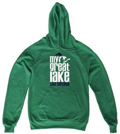 Show your Lake Superior pride with this cozy sweatshirt! Made in the USA, printed in Michigan.