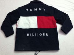 @Axl Plt go subscribe, full of interesting post and more than 1700 post on today's fashion♡☆ ~   @Axl Plt aller vous abonner, pleins de post intéressant et plus de 1800 post sur la mode d'aujourd'hui♡☆ Tommy Hilfiger Windbreaker, Tommy Hilfiger Jackets, Tommy Hilfiger T Shirt, Urban Fashion, 90s Fashion, Dope Outfits, Tumblr Outfits, Wind Breaker Outfit, Sweater Jacket