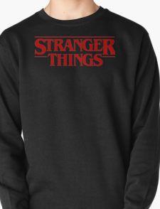stranger things Pullover