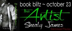 Renee Entress's Blog: [Book Blitz & Giveaway] The Artist by Shealy James...
