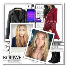 """""""Romwe 4/ V"""" by emina-095 ❤ liked on Polyvore"""