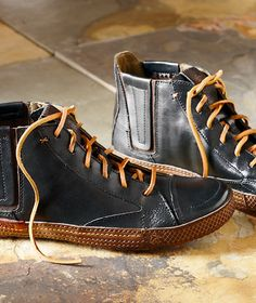 Shoemakers Boot by Cushe - at Carbon 2 Cobalt