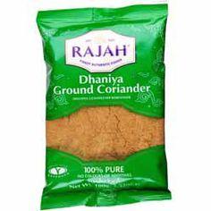 Coriander Ground  - Coriander Powder/Dhania - Rajah