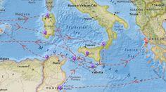 ΚΕΡΔΟΣ - Διαδραστικός χάρτης με το 20ετές ταξίδι του Οδυσσέα
