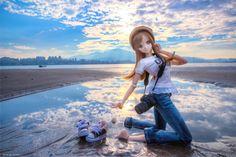 Smart Doll Mirai Suenaga by Cloud Liu