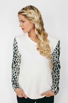 Blogger Inspiration: Summer Braids From Barefoot Blonde / Ruche Blog