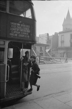 A Day in the Life of a Wartime Housewife in London in 1941 Vintage London, Old London, Victorian London, London Bus, London Life, A Day In Life, The Life, London Photography, Vintage Photography