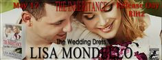 The Book Junkie's Reads . . .: Release Day Blitz - The Wedding Dress (Texas Hearts, #7) by Lisa Mondello