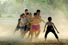 Traditional Games of Vietnam – Indochina Voyages