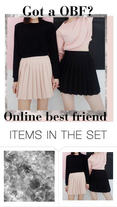 """""""OBF"""" by anne-a-awesome ❤ liked on Polyvore featuring art"""