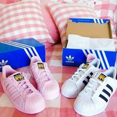 WEBSTA @ styleobsess - 1 OR 2!? 😱😍 #AdidasTag Your Friends! 👇