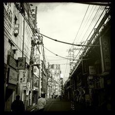 Tokyo, B&W, Japan