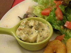 Sauce béarnaise  Ingrédients (6 Portions) :  2 jaunes d'oeuf 5 cuillères à soupe…