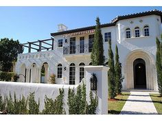 Mediteranean Revival Home, Coral Gables Residential Architect, MIKE SARDINAS.