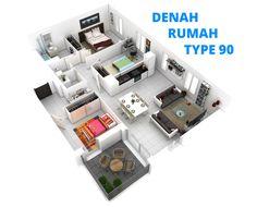 denah-rumah-minimalis-type-90.png (2020×1632)