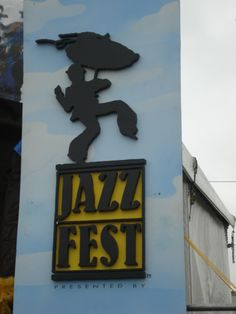 New Orleans Jazz Fest....I have been to the Jazz Fest,  what a wonderful time.  :~}