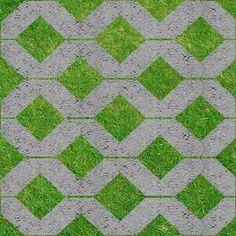 Grasscrete (With images) Paving texture Grass textures Permeable paving