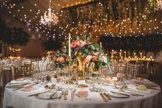 amazing table decorations  by Tobiah Tayo Photography