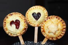 Pie Pops – Kuchen am Stiel
