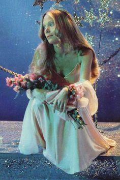 """Sissy Spacek in """"Carrie"""", 1976"""