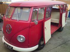 1956 Right Hand Drive VW Kombi